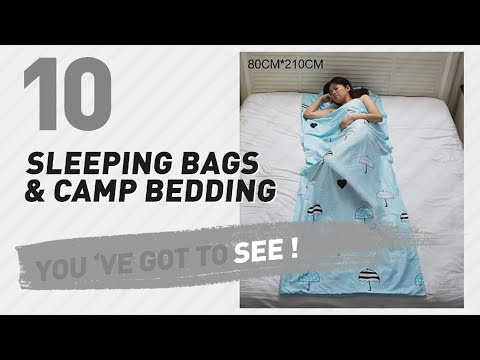 Miaomiao Sleeping Bags Collection // Top 10 Best Sellers