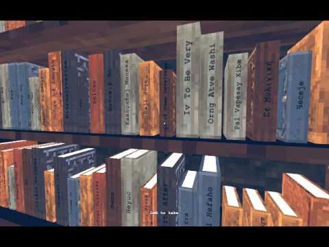 Libraries of Babel/Babble/Blabber