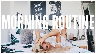 Productive Morning Routine // SUMMER