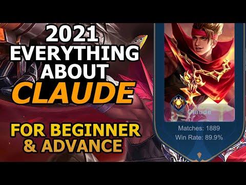 2021 New Claude