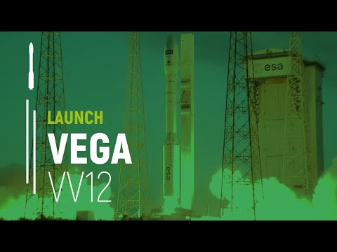 Arianespace Flight VV12 / Aeolus - English