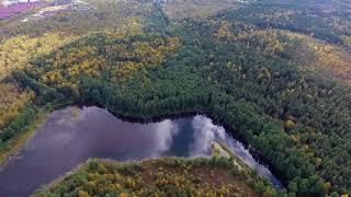 Озеро Плотина. Раменское.