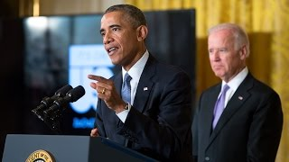 """President Obama Speaks at the Launch of the """"It's On Us"""" Campaign"""