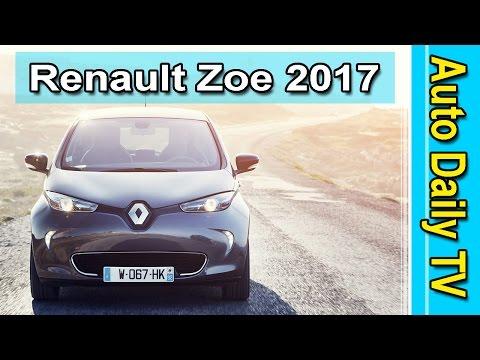 Renault Zoe 2017 @ Interior_Exterior | Auto Daily
