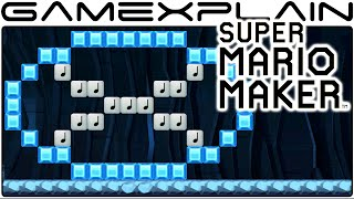 GameXplain Discussion Theme Song - Super Mario Maker Level Showcase x2