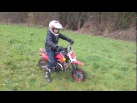 Moto cross ycf 88 youtube - Comment dessiner une moto cross ...