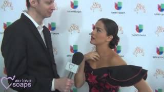 We Love Soaps interviews Danna García, Angélica M, Arturo P, Rafael N