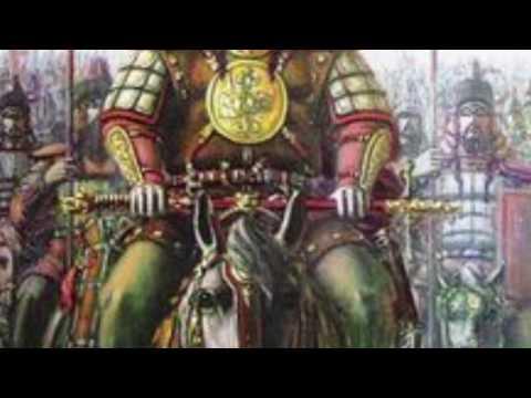 The Han Dynasty(historical)