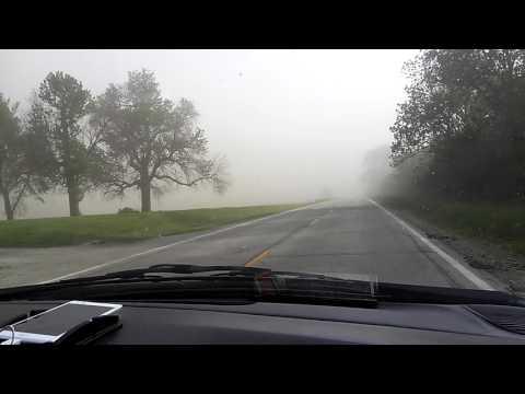 Illinois Dust Storm