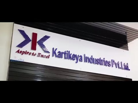 Karthikeya Industries Corporate Film| Scintilla Kreations|Company Profile Video makers  in Hyderabad