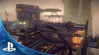 Killzone Shadow Fall - The Statue DLC Map | PS4