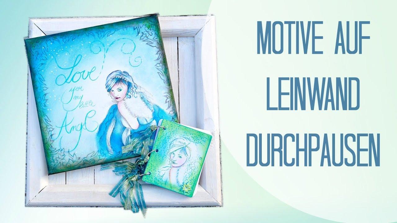 Let\'s paint | Zeichnung Durchpausen - YouTube