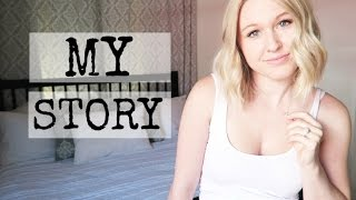"""DRAW MY LIFE"": MY STORY! MarissaLace Inspired"