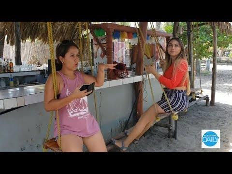 ¿Cómo es el restaurante La Hola Beto's en la costa del sol? Las chicas nos relatan,El Salvador Daily