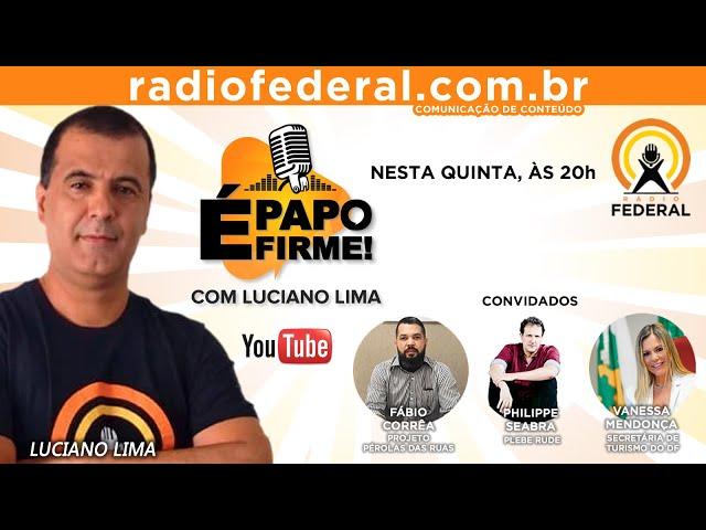 É PAPO FIRME - 17/06/2021
