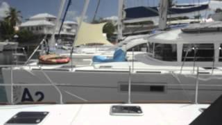 Inside Charter Yacht Catsy - Sailing Catamaran Catsy - Sailing BVI
