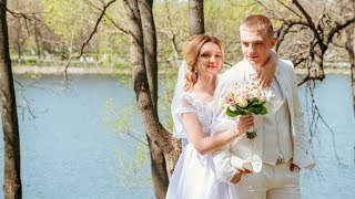 Свадебный клип Ксения Антон.