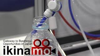 リチウム電池でモーターを動かし浄水をする「ポータブル・ソーラー浄水器」を開発!!
