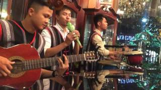 Samdi band - Band Nhạc Đà nẵng - litte Apple cover - quang ky