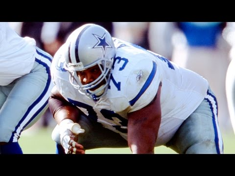 #95: Larry Allen | The Top 100: NFL's Greatest Players (2010) | NFL Films