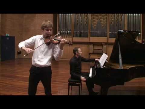 Christopher Tun Andersen - Tchaikovsky Valse-Scherzo