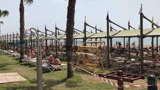 Fame residence Lara пляж  Бронировать/ купить тур из Калининграда, Польши Тел. +7(4012)905060