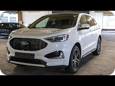 2019 New Ford Edge ST-Line Exterior & Interior 2.0 Bi-Turbo