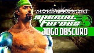 DUVIDO que você CONHEÇA esse jogo - Mortal Kombat Special Forces