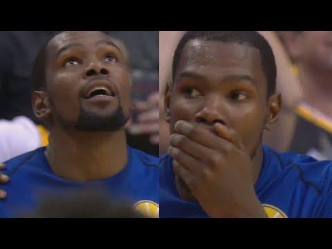 Stephen Curry Fined $50K! Jordan Bell Self Oop off Glass! Warriors vs Mavericks 2017-18 Season