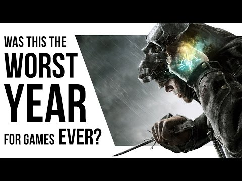 WHAT HAPPENED in gaming in 2016?