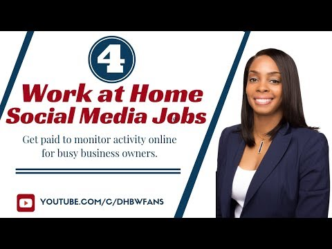 4 Legit Online Jobs As A Social Media Moderator| Work From Home