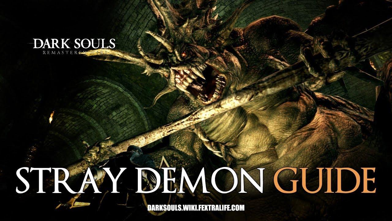 Stray Demon | Dark Souls Wiki