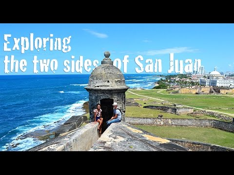 Exploring the two sides of San Juan — Sailing Uma [Step 69]
