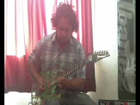 Steve Vai - For The Love Of God Cover By Richie Allan
