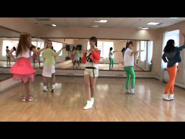 4minute - Whats your name by Just dance