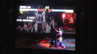 UMK3 Arcade - Noob Saibot Runthrough [HD]