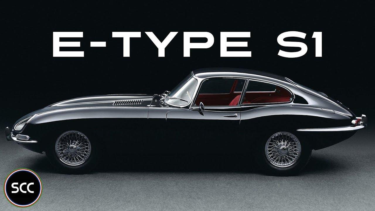 jaguar e type series 1 4 2 coup 1965 modest test drive. Black Bedroom Furniture Sets. Home Design Ideas
