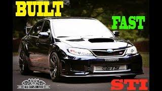 Built 2013 wrx STI, Very fast!