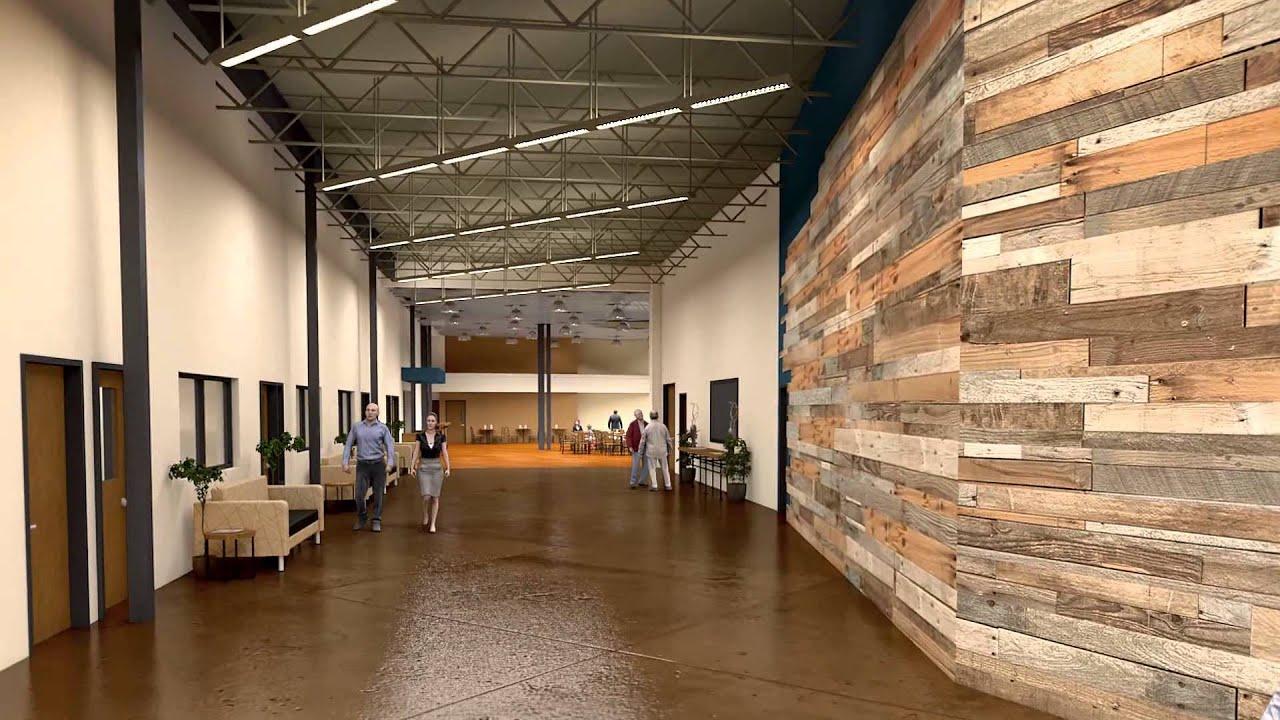 interior lobby V1 YouTube