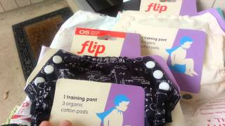 Flip potty trainer