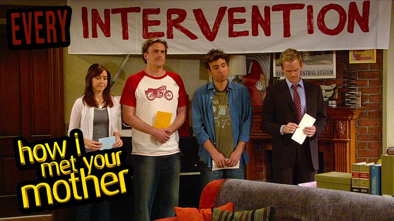 Download Every Intervention - How I Met Your Mother