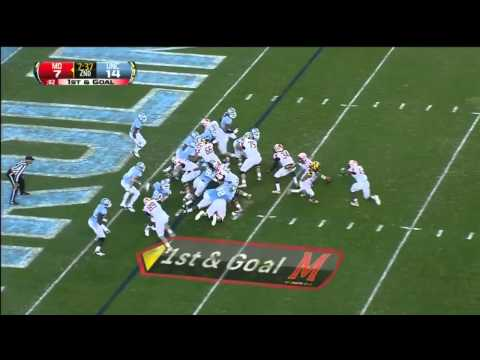 Sylvester Williams vs Maryland (2012)