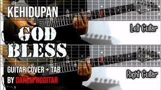 God Bless - Kehidupan (Guitar Cover) Instrumental