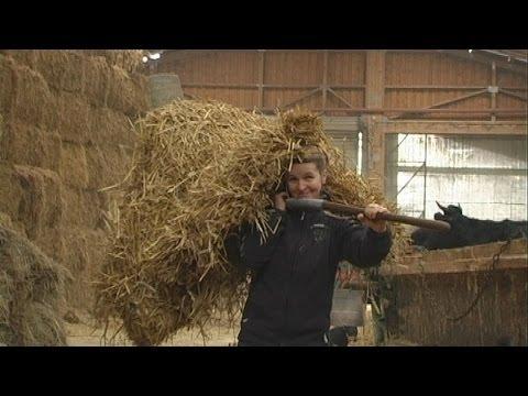 03/13 Arbeit ist das halbe Leben - Landwirtin Tatjana Singer