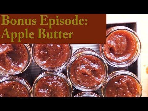 Bonus Episode: Apple Butter
