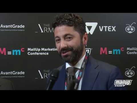 Intervista a Santiago Mazza   MailUp Marketing Conference 2018