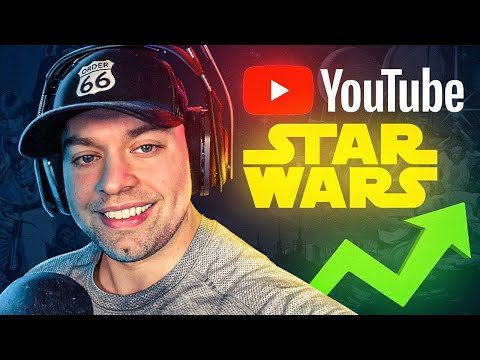 How to Grow Your Star Wars YouTube Channel - LIVE