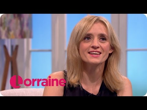 AnneMarie Duff On The Suffragette Protests  Lorraine