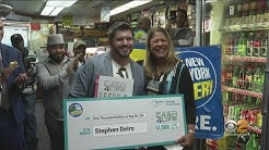 New York Man Wins Cash-4-Life Lottery