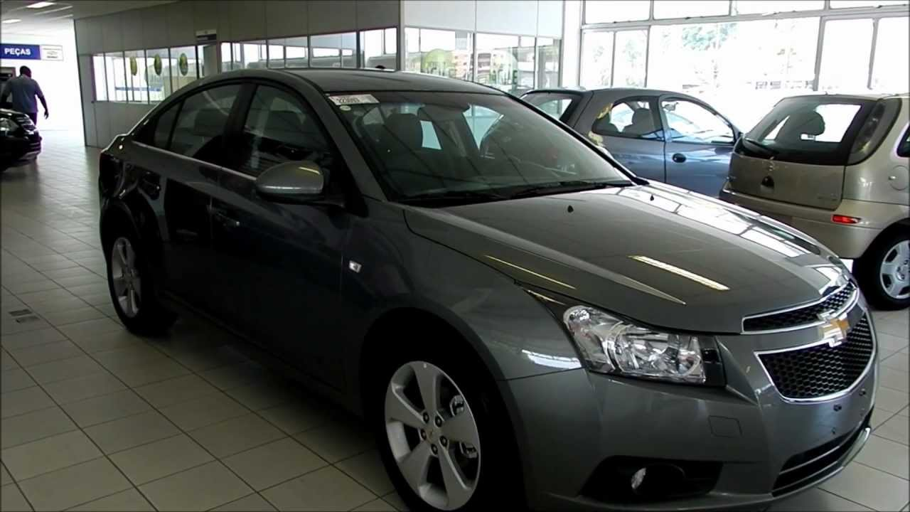 Chevrolet Cruze LT 1.8 Atomático 144CV 2012 Full HD - YouTube